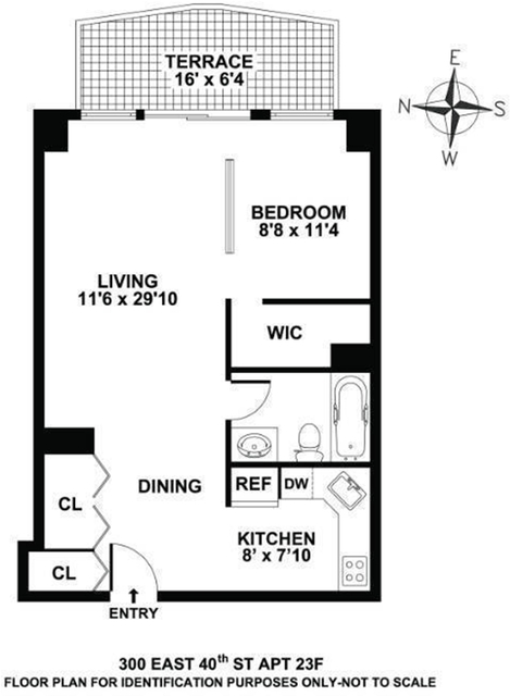 Studio, Murray Hill Rental in NYC for $2,995 - Photo 2