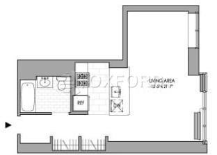 Studio, Hell's Kitchen Rental in NYC for $3,245 - Photo 2
