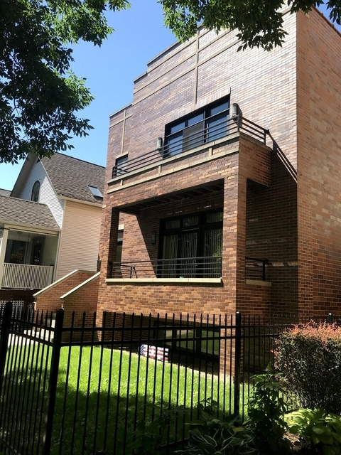4 Bedrooms, Andersonville Rental in Chicago, IL for $4,800 - Photo 1