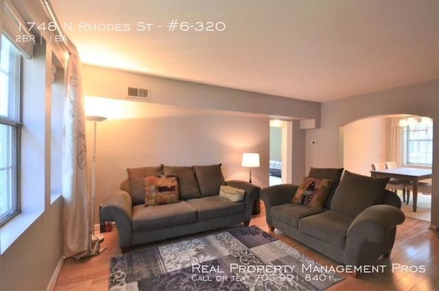 2 Bedrooms, Colonial Village Rental in Washington, DC for $2,200 - Photo 1