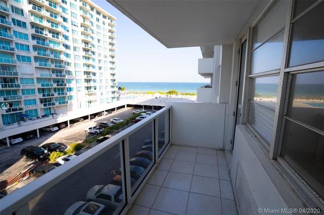 1 Bedroom, Oceanfront Rental in Miami, FL for $1,700 - Photo 1