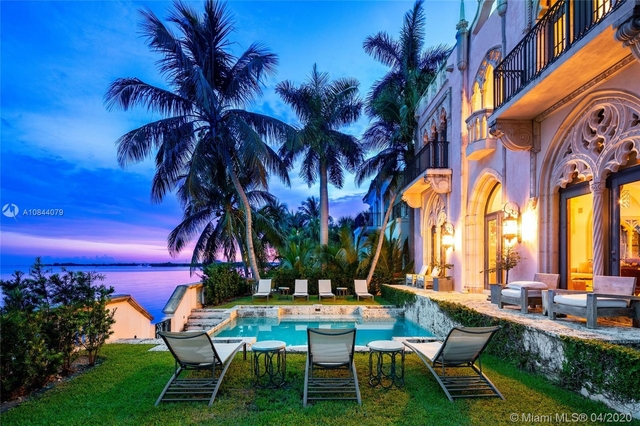 6 Bedrooms, Crystal Bluff Rental in Miami, FL for $30,000 - Photo 1