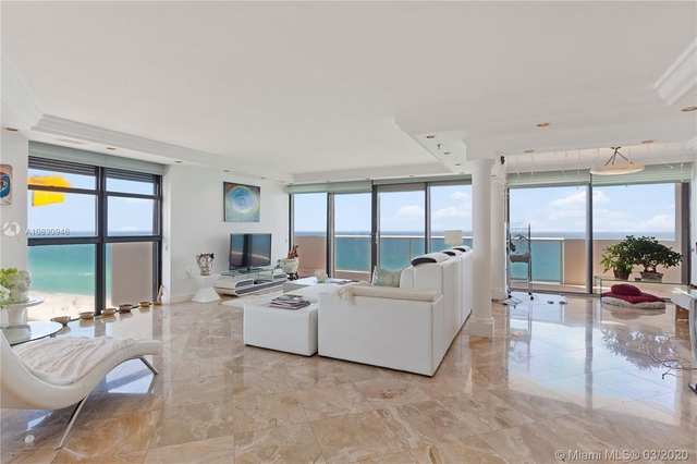 2 Bedrooms, Oceanfront Rental in Miami, FL for $3,650 - Photo 2
