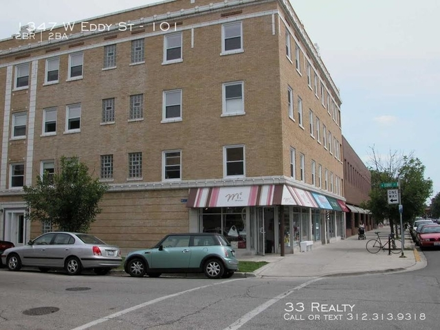 2 Bedrooms, Lakeview Rental in Chicago, IL for $1,895 - Photo 1