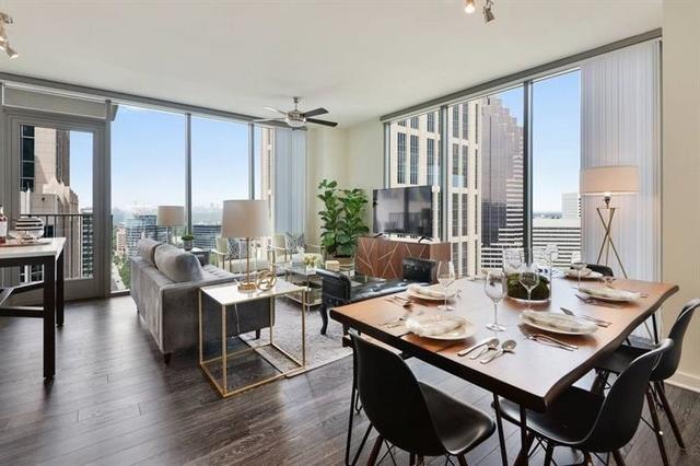 2 Bedrooms, Midtown Rental in Atlanta, GA for $3,760 - Photo 1