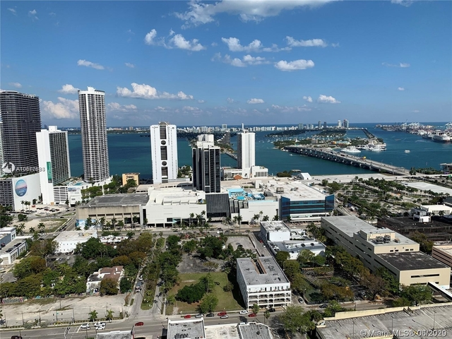 1 Bedroom, Media and Entertainment District Rental in Miami, FL for $2,750 - Photo 1