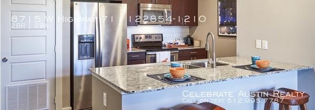 2 Bedrooms, West Oak Hill Rental in Austin-Round Rock Metro Area, TX for $1,710 - Photo 2