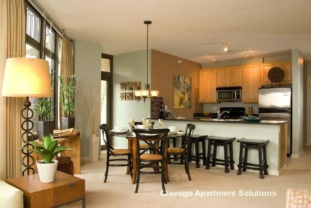 Studio, Fulton River District Rental in Chicago, IL for $1,970 - Photo 2