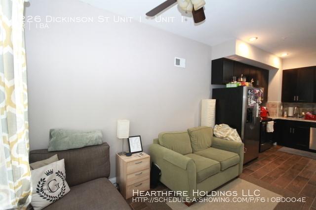 2 Bedrooms, Point Breeze Rental in Philadelphia, PA for $1,350 - Photo 2