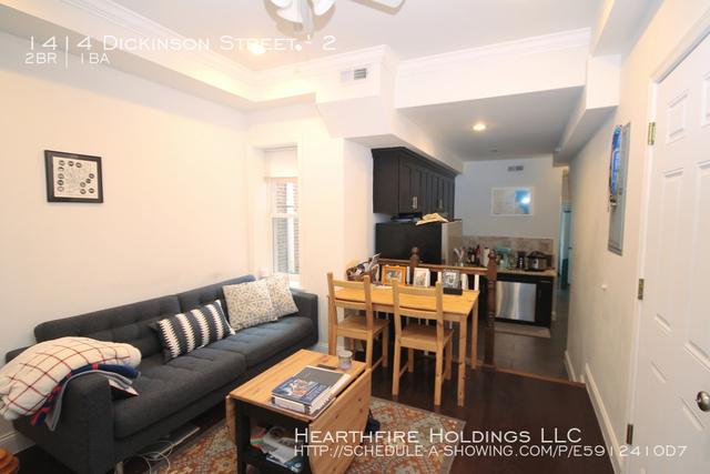2 Bedrooms, Point Breeze Rental in Philadelphia, PA for $1,525 - Photo 2