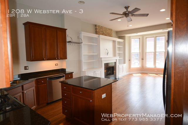 2 Bedrooms, Sheffield Rental in Chicago, IL for $2,800 - Photo 2
