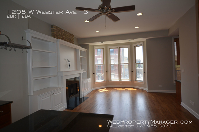 2 Bedrooms, Sheffield Rental in Chicago, IL for $2,800 - Photo 1