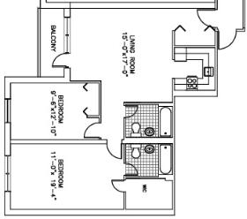 2 Bedrooms, Bowery Rental in NYC for $5,675 - Photo 2