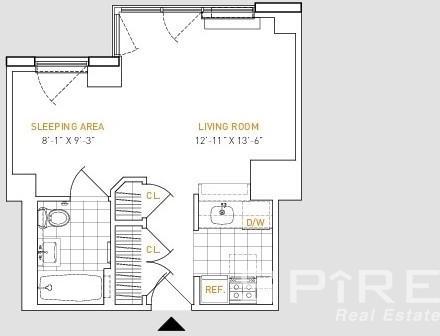 Studio, Manhattan Valley Rental in NYC for $2,659 - Photo 2