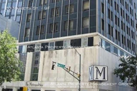 1 Bedroom, Five Points District Rental in Atlanta, GA for $1,050 - Photo 1