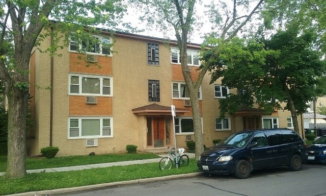 1 Bedroom, Budlong Woods Rental in Chicago, IL for $1,000 - Photo 1