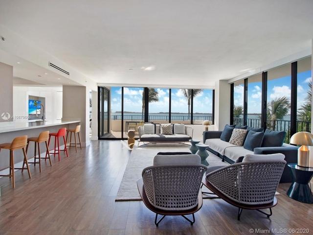 3 Bedrooms, Brickell Key Rental in Miami, FL for $12,500 - Photo 1