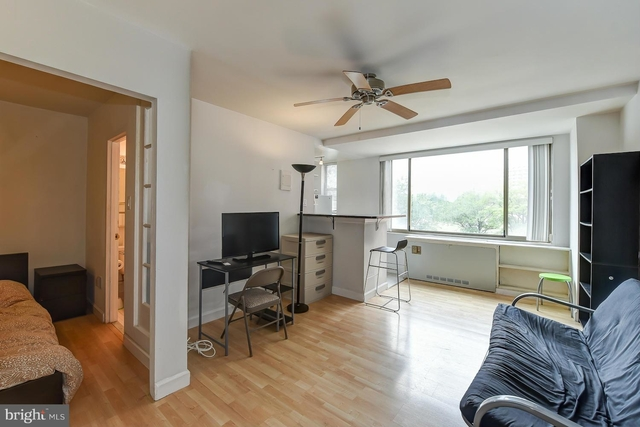 Studio, Radnor - Fort Myer Heights Rental in Washington, DC for $1,350 - Photo 1