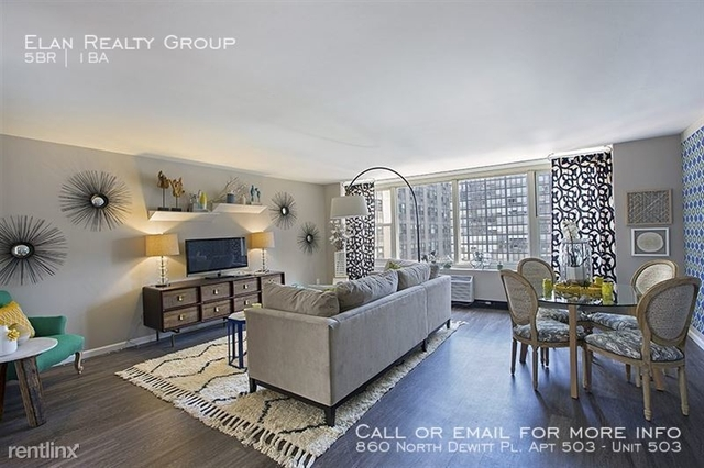 5 Bedrooms, Gold Coast Rental in Chicago, IL for $1,550 - Photo 2