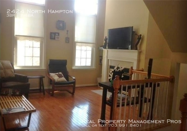 3 Bedrooms, Stonegate Rental in Washington, DC for $2,800 - Photo 2