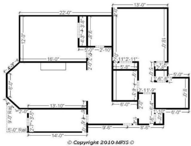 2 Bedrooms, Kalorama Rental in Washington, DC for $3,975 - Photo 2