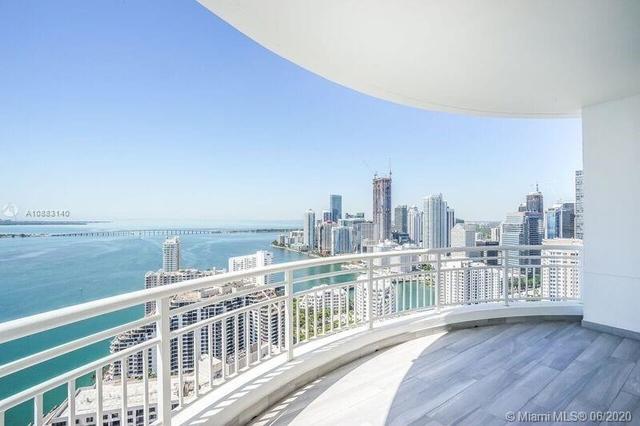 4 Bedrooms, Brickell Key Rental in Miami, FL for $9,900 - Photo 1