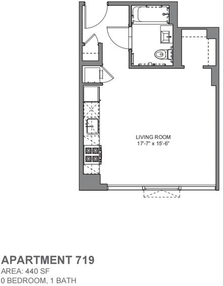 Studio, DUMBO Rental in NYC for $2,579 - Photo 2
