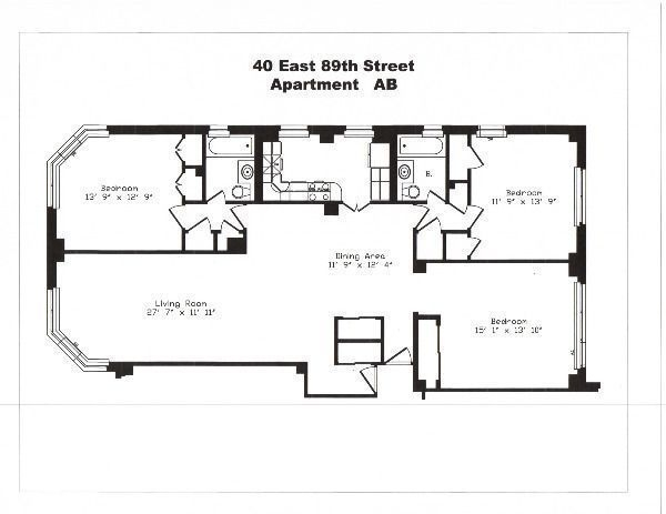 3 Bedrooms, Carnegie Hill Rental in NYC for $5,900 - Photo 1