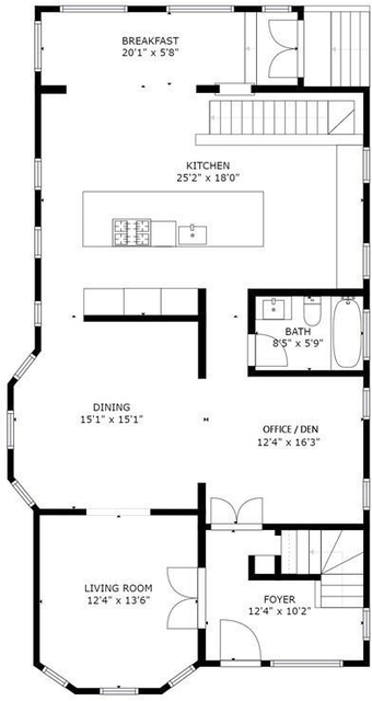 5 Bedrooms, Neighborhood Nine Rental in Boston, MA for $11,000 - Photo 2