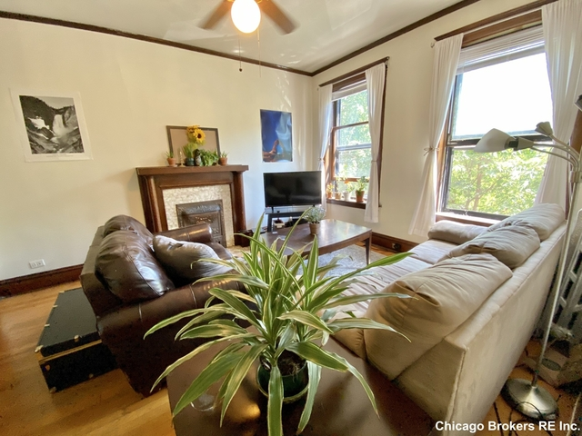 1 Bedroom, Wrightwood Rental in Chicago, IL for $1,500 - Photo 2