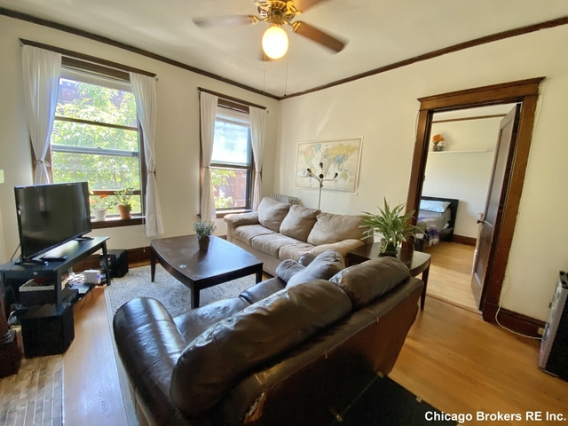 1 Bedroom, Wrightwood Rental in Chicago, IL for $1,500 - Photo 1