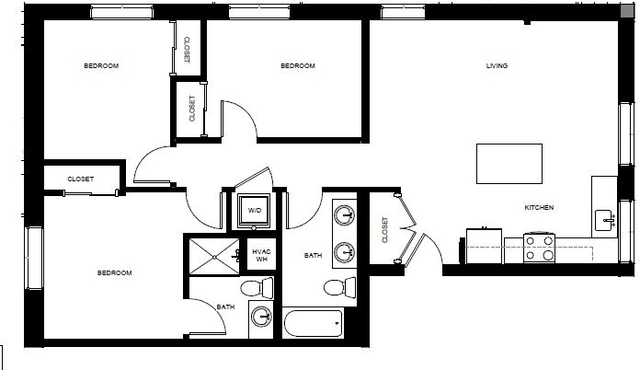 3 Bedrooms, St. Elizabeth's Rental in Boston, MA for $6,094 - Photo 2