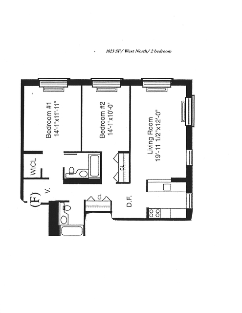 2 Bedrooms, Battery Park City Rental in NYC for $5,123 - Photo 2