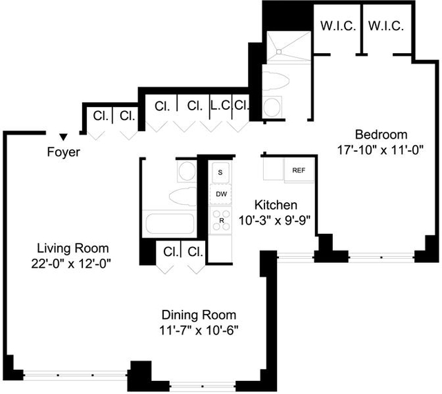 1 Bedroom, Turtle Bay Rental in NYC for $5,095 - Photo 2