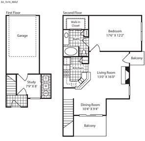 1 Bedroom, Uptown Rental in Dallas for $1,438 - Photo 2
