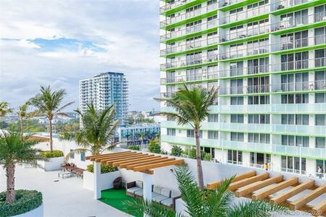 Studio, Seaport Rental in Miami, FL for $1,750 - Photo 1