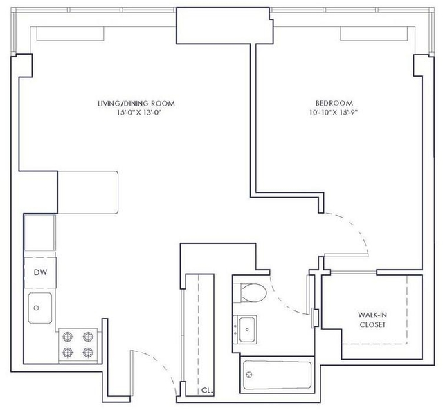 1 Bedroom, Chelsea Rental in NYC for $3,699 - Photo 2