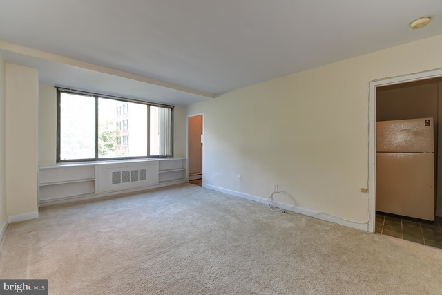 Studio, Radnor - Fort Myer Heights Rental in Washington, DC for $1,295 - Photo 1