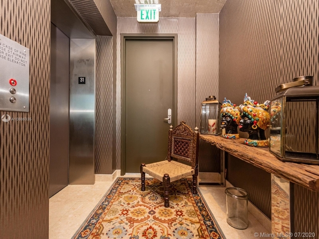 2 Bedrooms, Brickell Key Rental in Miami, FL for $7,500 - Photo 2