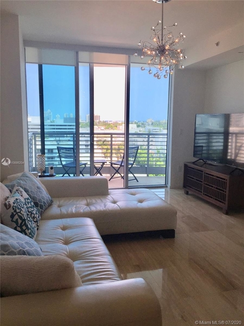 1 Bedroom, West Avenue Rental in Miami, FL for $3,400 - Photo 1