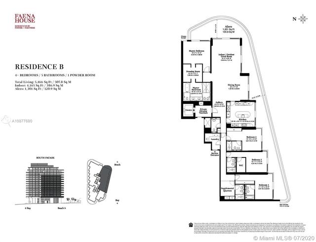 4 Bedrooms, Oceanfront Rental in Miami, FL for $50,000 - Photo 2