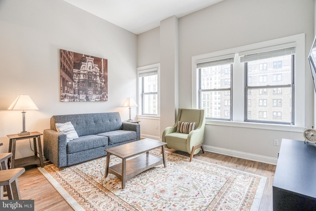 2 Bedrooms, Center City West Rental in Philadelphia, PA for $2,383 - Photo 2