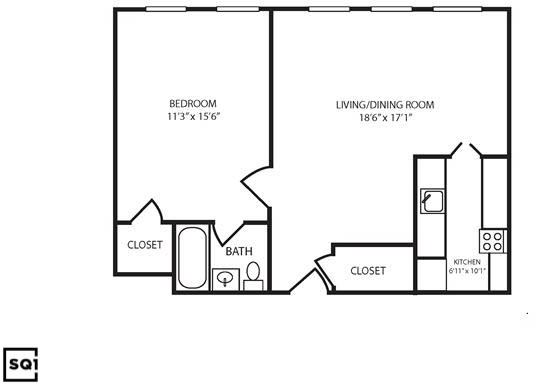 2 Bedrooms, Gold Coast Rental in Chicago, IL for $3,928 - Photo 2