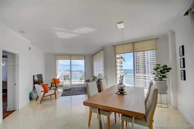 2 Bedrooms, Brickell Key Rental in Miami, FL for $3,500 - Photo 2