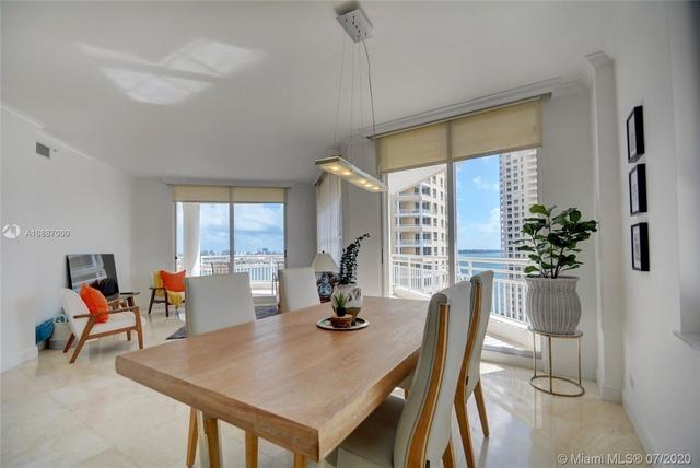 2 Bedrooms, Brickell Key Rental in Miami, FL for $3,500 - Photo 1