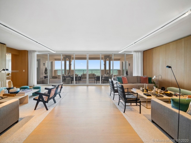 7 Bedrooms, Fisher Island Rental in Miami, FL for $40,000 - Photo 1