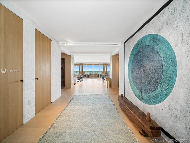 7 Bedrooms, Fisher Island Rental in Miami, FL for $40,000 - Photo 2