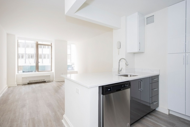 Studio, Financial District Rental in NYC for $2,541 - Photo 1