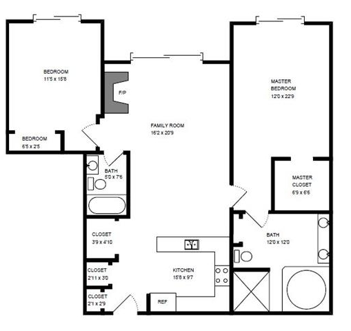 2 Bedrooms, Ravenswood Rental in Chicago, IL for $2,297 - Photo 1