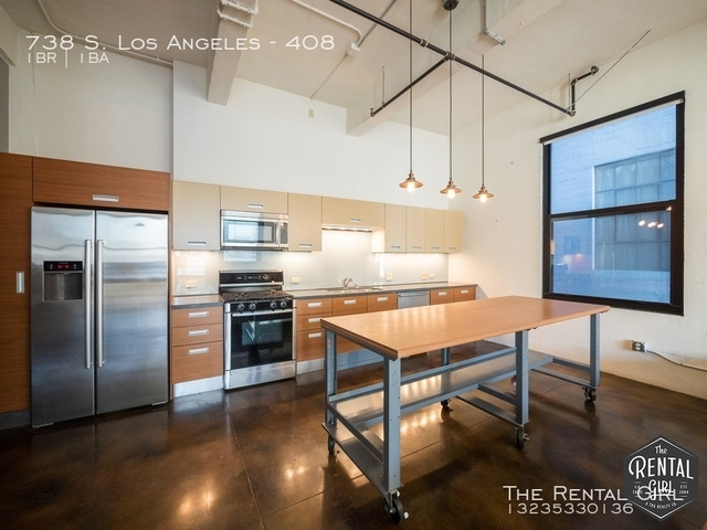 1 Bedroom, Fashion District Rental in Los Angeles, CA for $2,395 - Photo 1